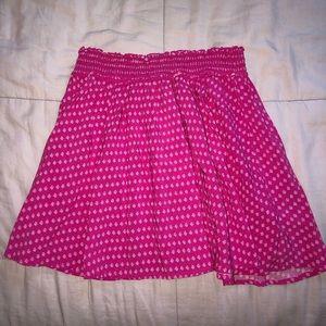 Pink Skirt for Kids